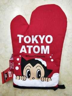原子小金鋼隔熱手套