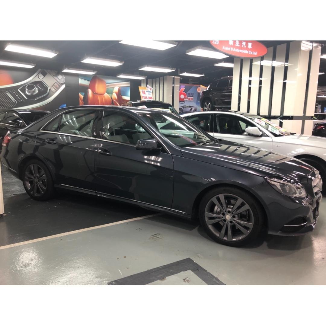 平治 Mercedes-Benz E 300 2015年