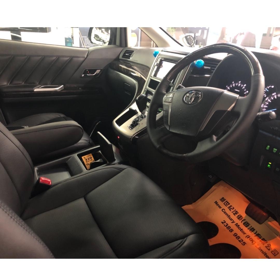 豐田 Toyota Alphard 3.5 2014