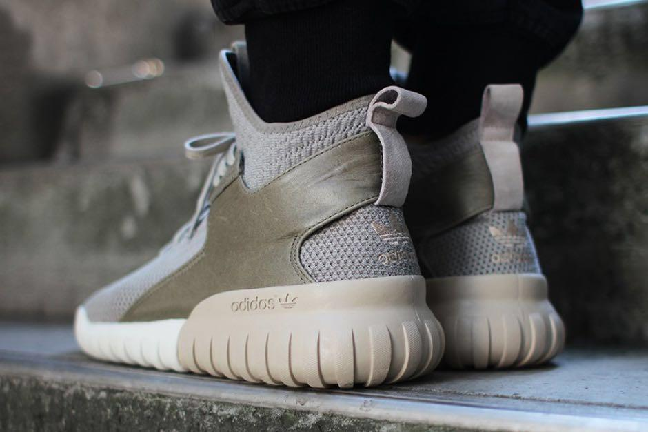 ADIDAS Tubular X Primeknit Sneakers (MENS US 8) [SALE]