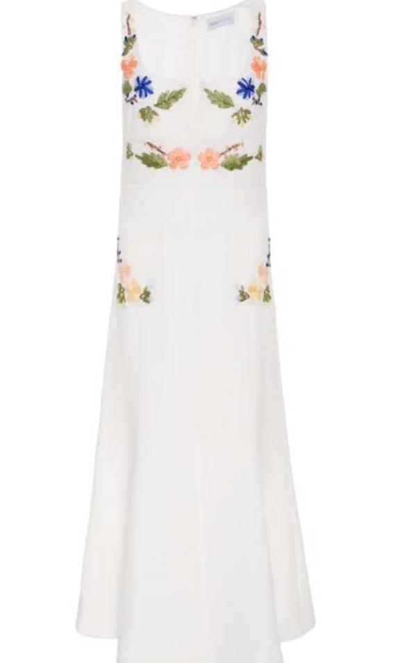 Alice McCall white midi dress - brand new with tags