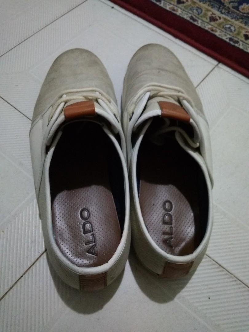 Authentic Aldo Delsanto Mens Shoe