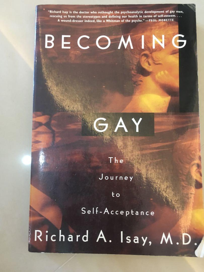 Becoming Gay (The journey to self-acceptance)