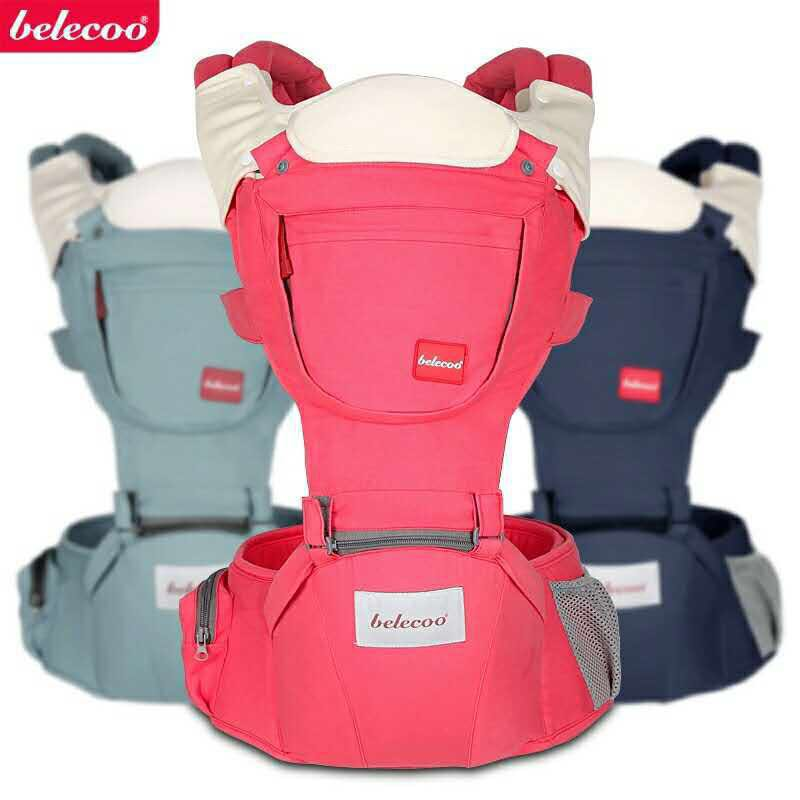Belecoo Baby Hip Seat Carrier
