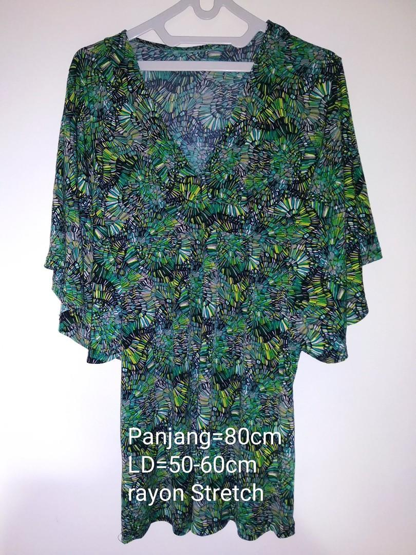 Reprice blouse Stretch