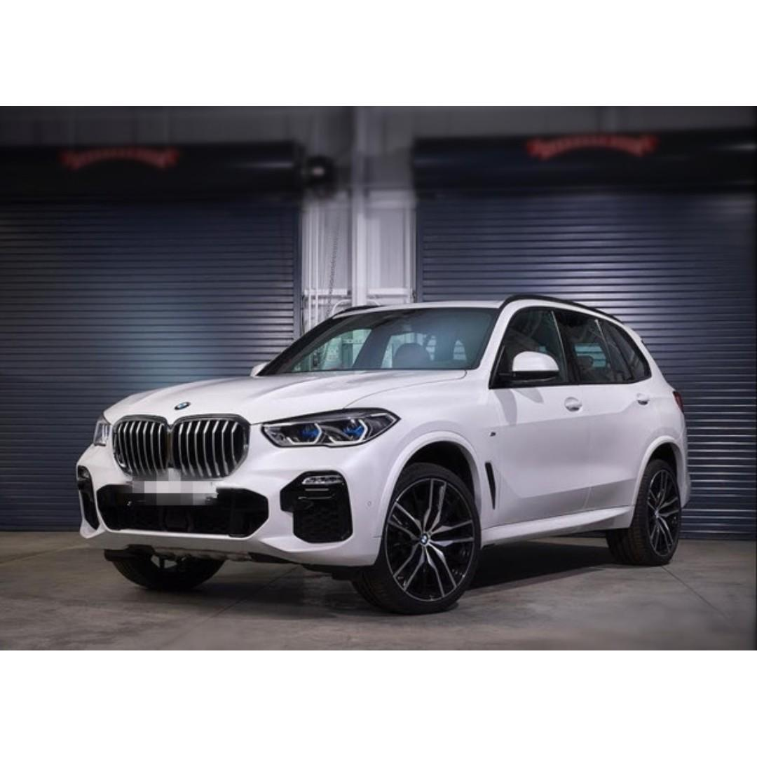 BMW X5 XDRIVE40i MSPORT