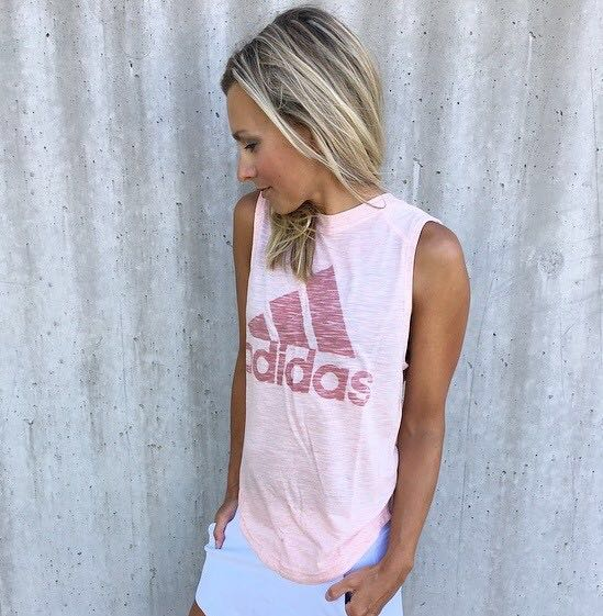 cecad1482bcd7a BNWOT AUTHENTIC ADIDAS WINNERS MUSCLE TANK TEE