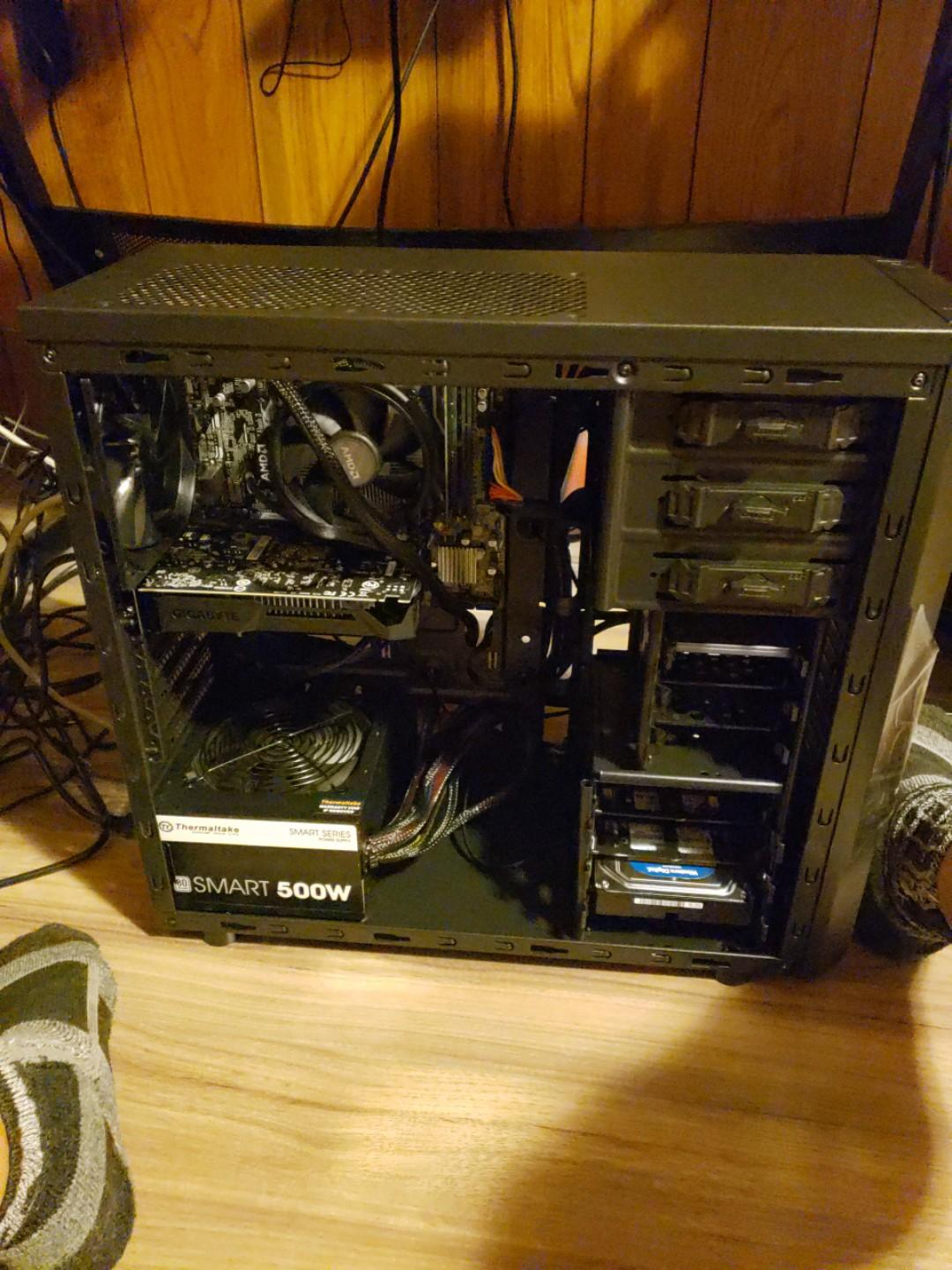 Budget High specs Gaming PC (BrandNew Custom Built)