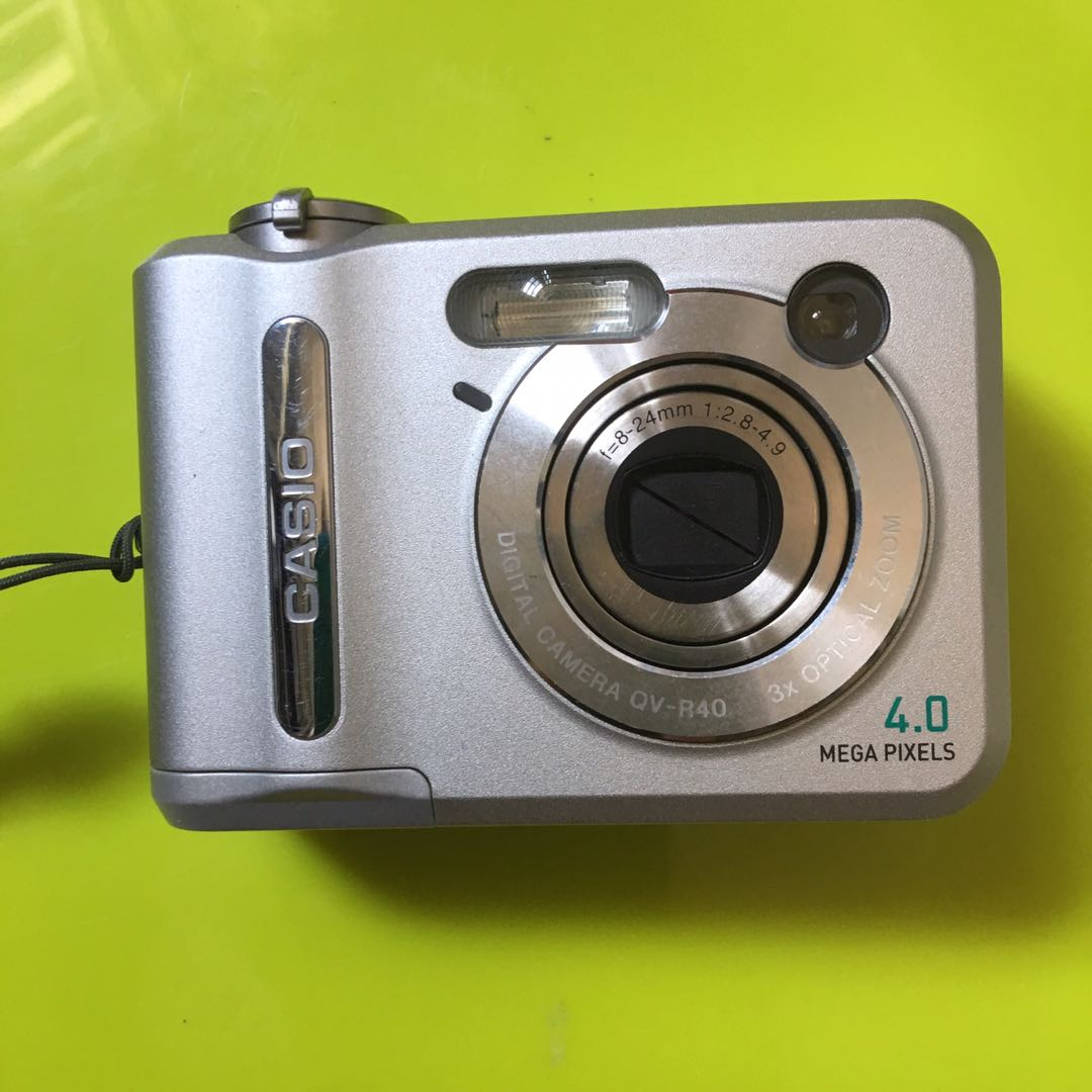 Casio QV-R40, Photography, Cameras, Digital Cameras on Carousell