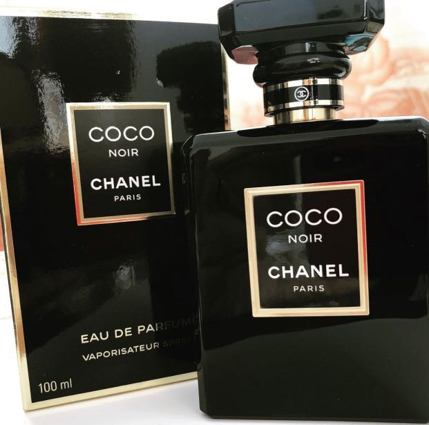 Coco Chanel Noir Health Beauty Perfumes Nail Care Others On