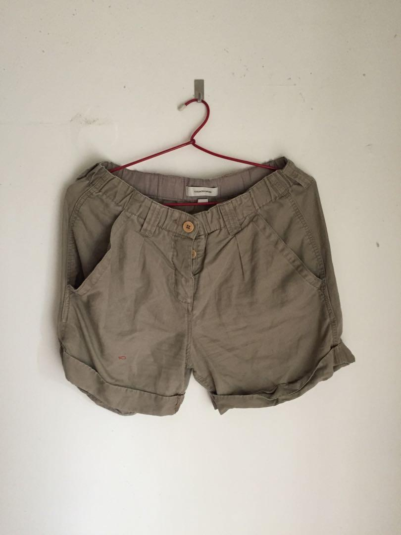 Country Road Beige Shorts