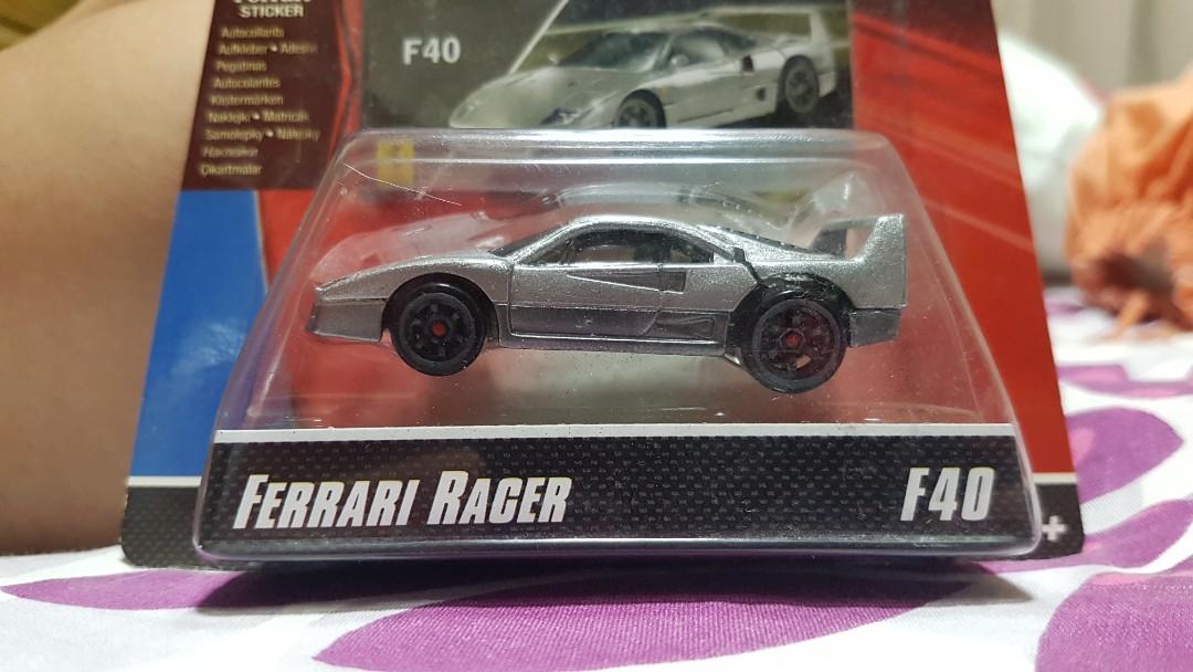 F40 Ferrari racer for sale