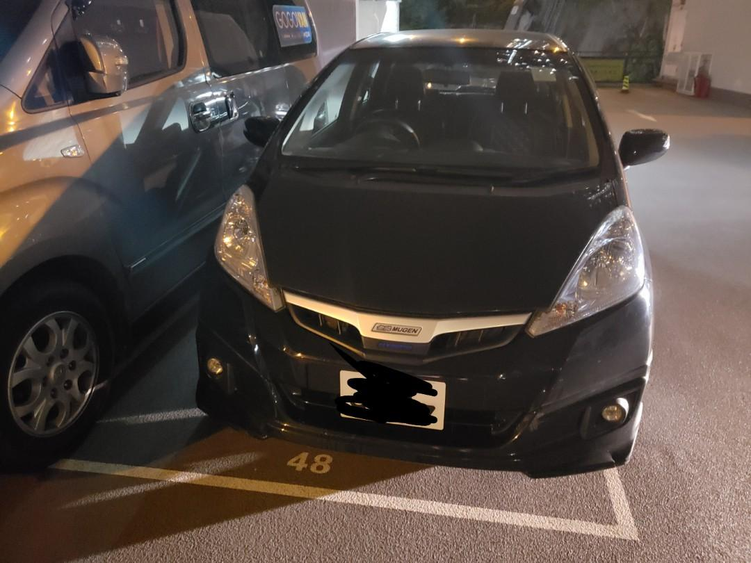 HONDA FIT 2013 混能油電Hybrid