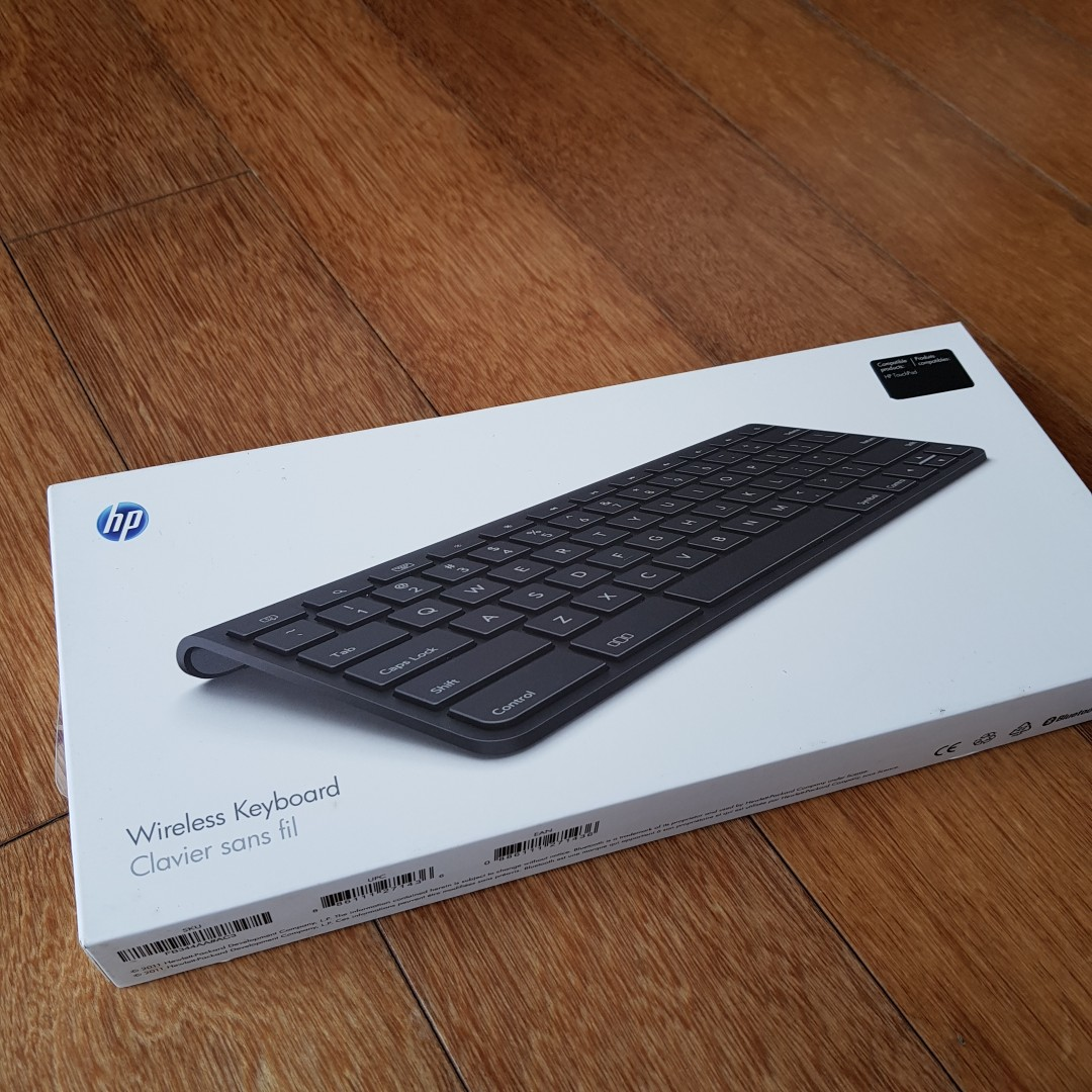 HP Wireless Keyboard Bluetooth