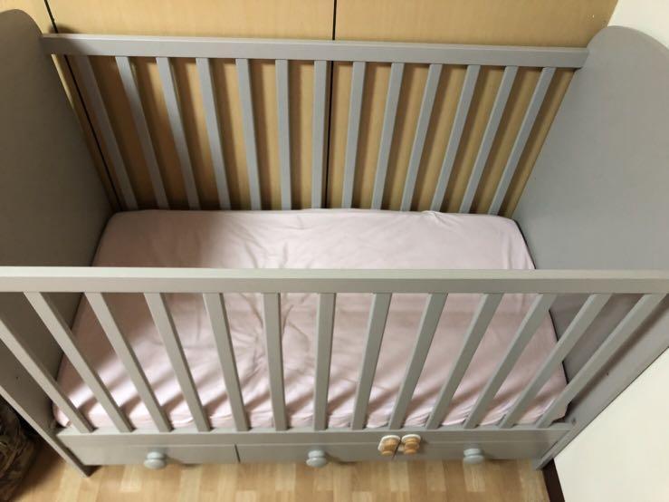 IKEA GONATT 嬰兒床 70x140cm