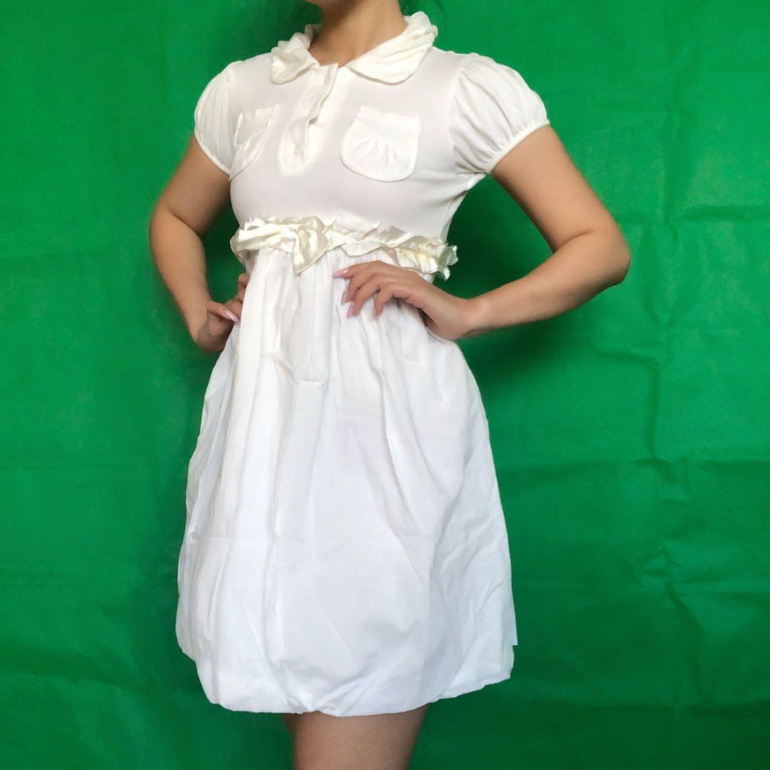 Innocent Enough Mini Dress