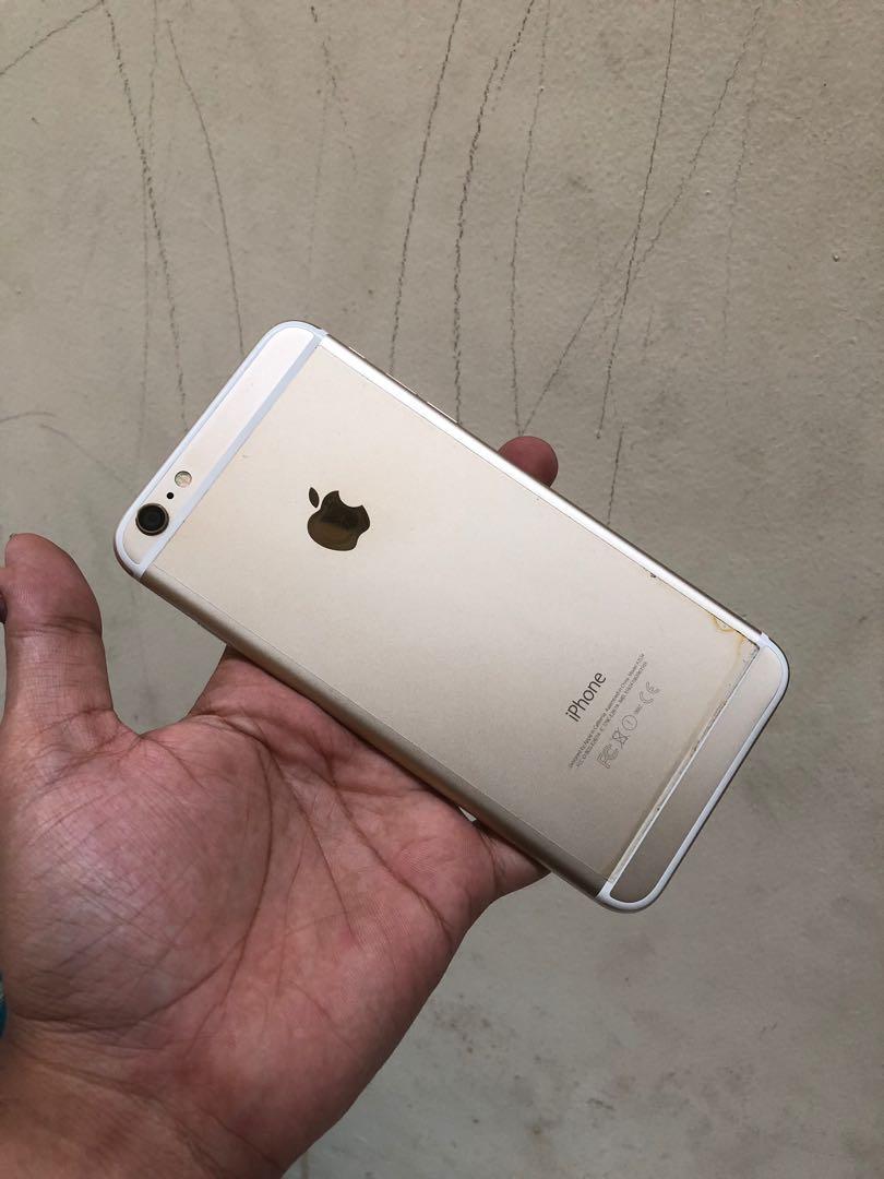 Iphone 6 plus 16gb gold resmi ibox 3d750c4a72