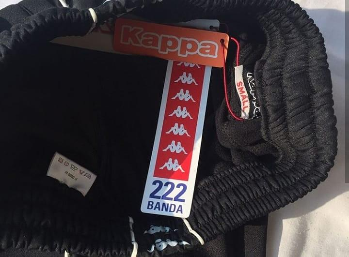 Kappa | Trackpants | Spesial edition | Original