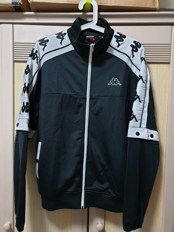 f3fdb6bc36 Kappa Banda Jacket, Men's Fashion, Clothes, Tops on Carousell