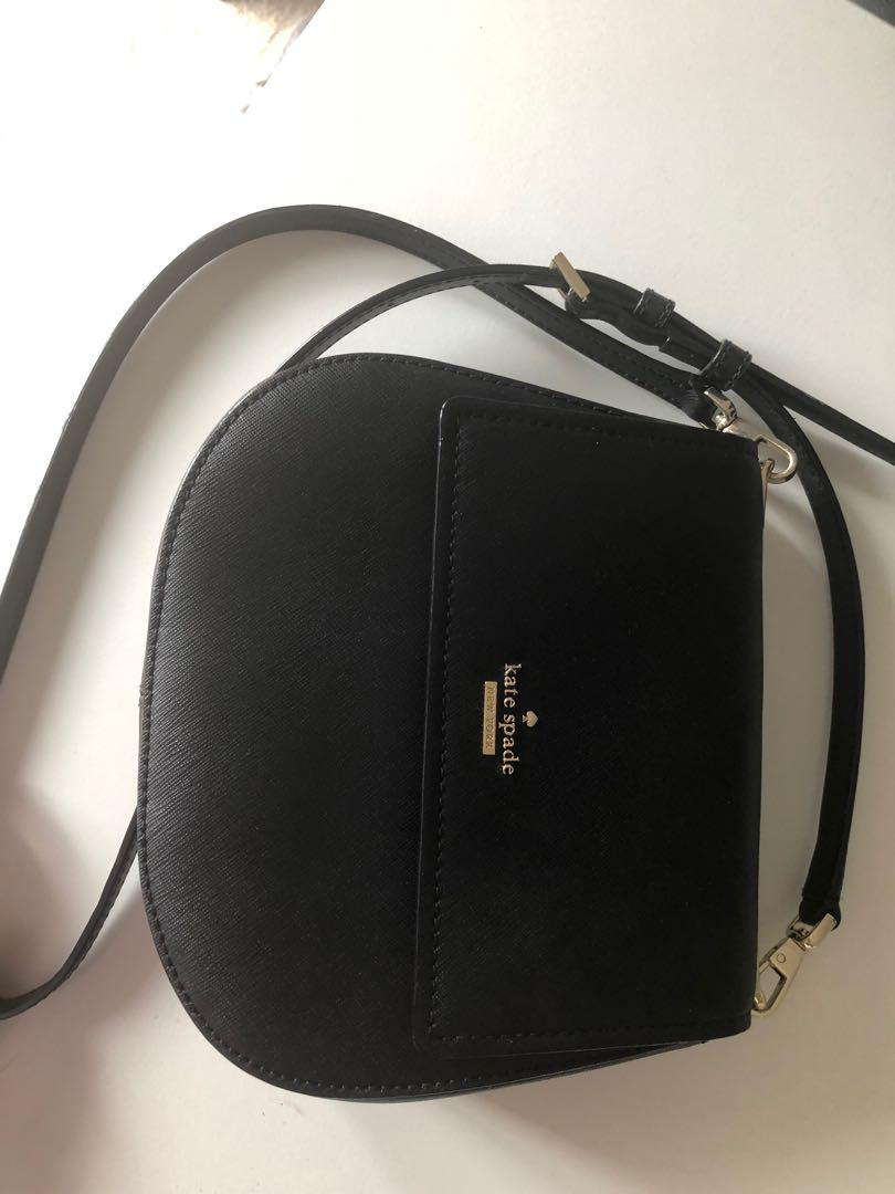 Kate spade saddle crossbody bag