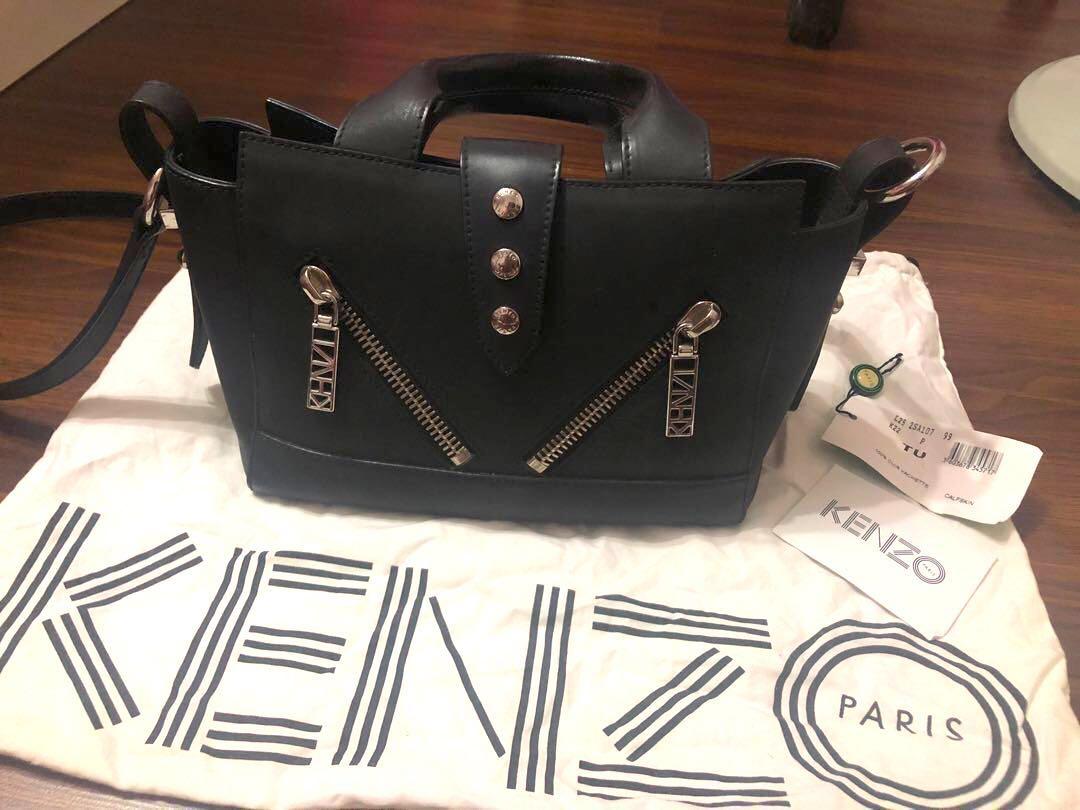 b54d53e98b6 Kenzo kalifornia bag, Luxury, Bags & Wallets, Handbags on Carousell