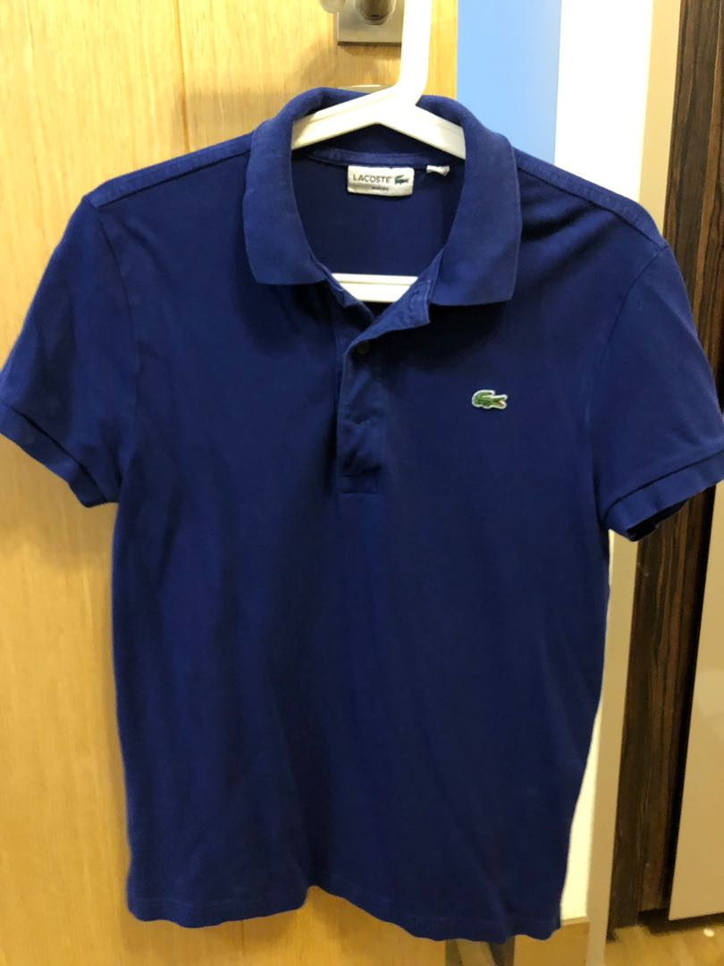 727666d7 Lacoste Polo Shirt, Men's Fashion, Clothes, Tops on Carousell