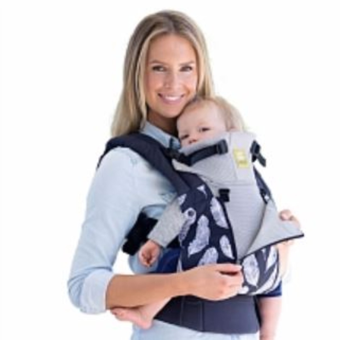 Lillebaby Complete All Seasons 3d Mesh Baby And Child Carrier Birds Of A Feather