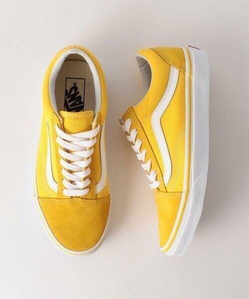 Looking for yellow Vans old Skool