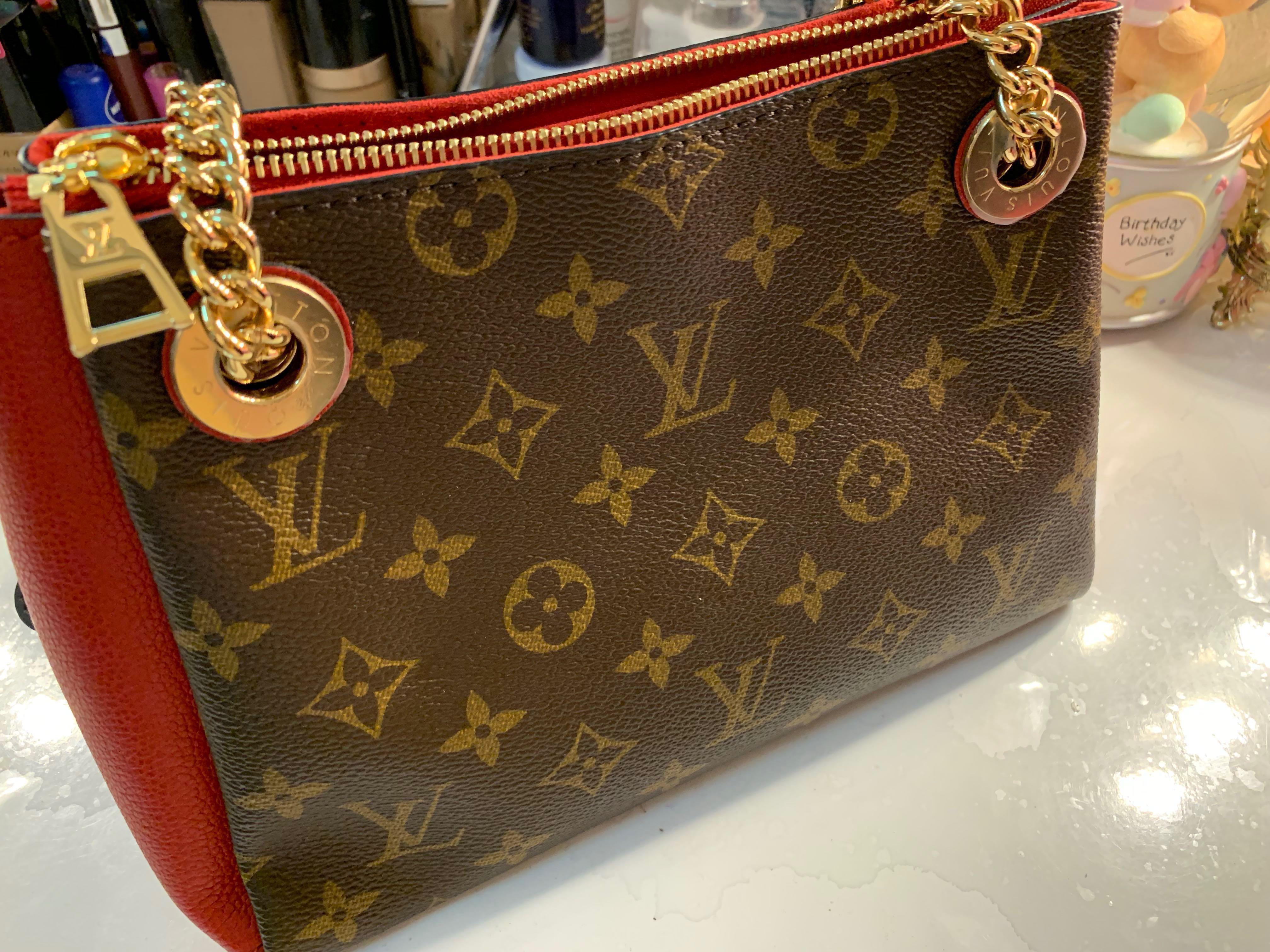 e7a6f86094bdf Louis Vuitton (Surène BB) bag 💯 authentic