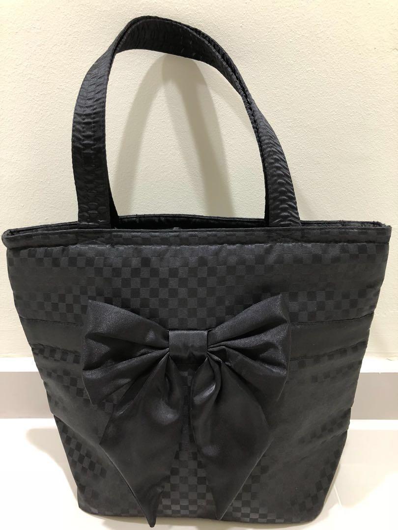 3f1767d4838c Naraya Black Bag for Ladies, Women's Fashion, Bags & Wallets ...