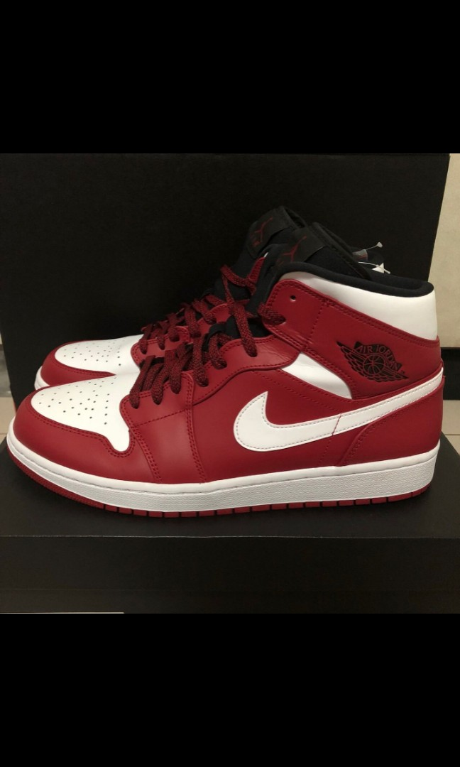 6195e6d40e9852 Nike air jordan 1 size US 12   46