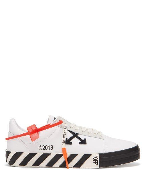 Off-White Vulcs Lows