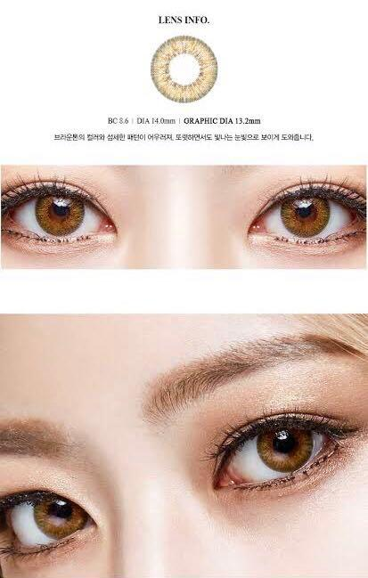Olens contact lenses