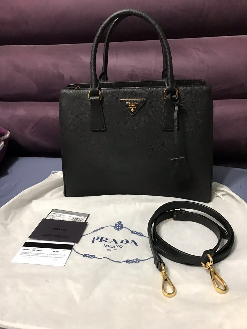 1b24694d2051 Prada Ladies Bag , Luxury, Bags & Wallets, Handbags on Carousell