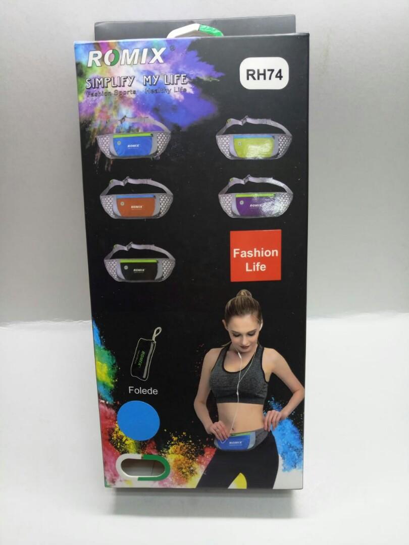 Romix RH74 Sports Waist Bag Romix RH74運動腰包
