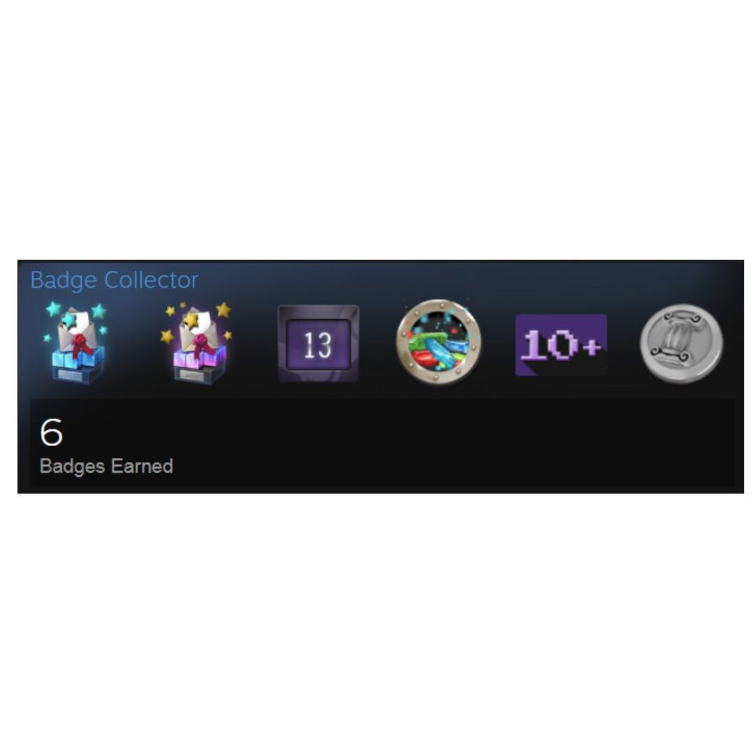 Steam Account (14years old badge)