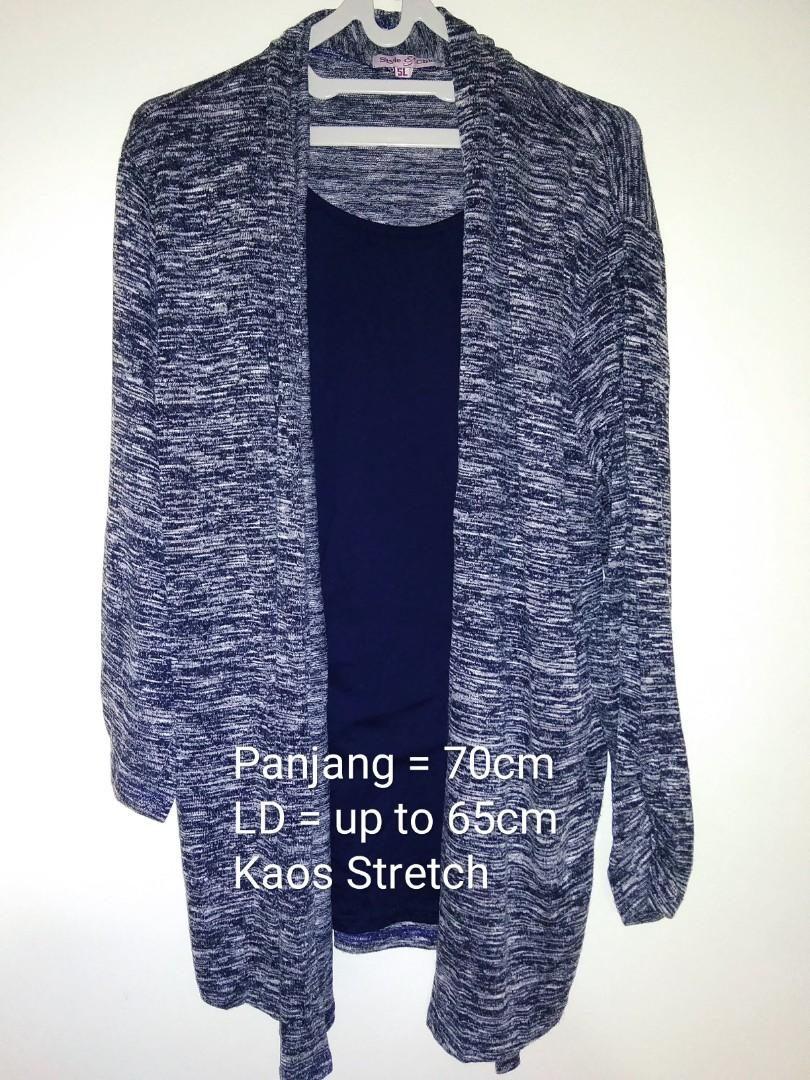 Reprice Stretch plus size bisa buat hamil