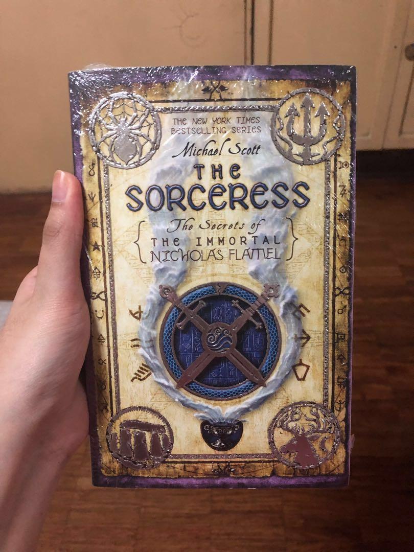 The Secrets of the Immortal Nicholas Flamel books 1-3