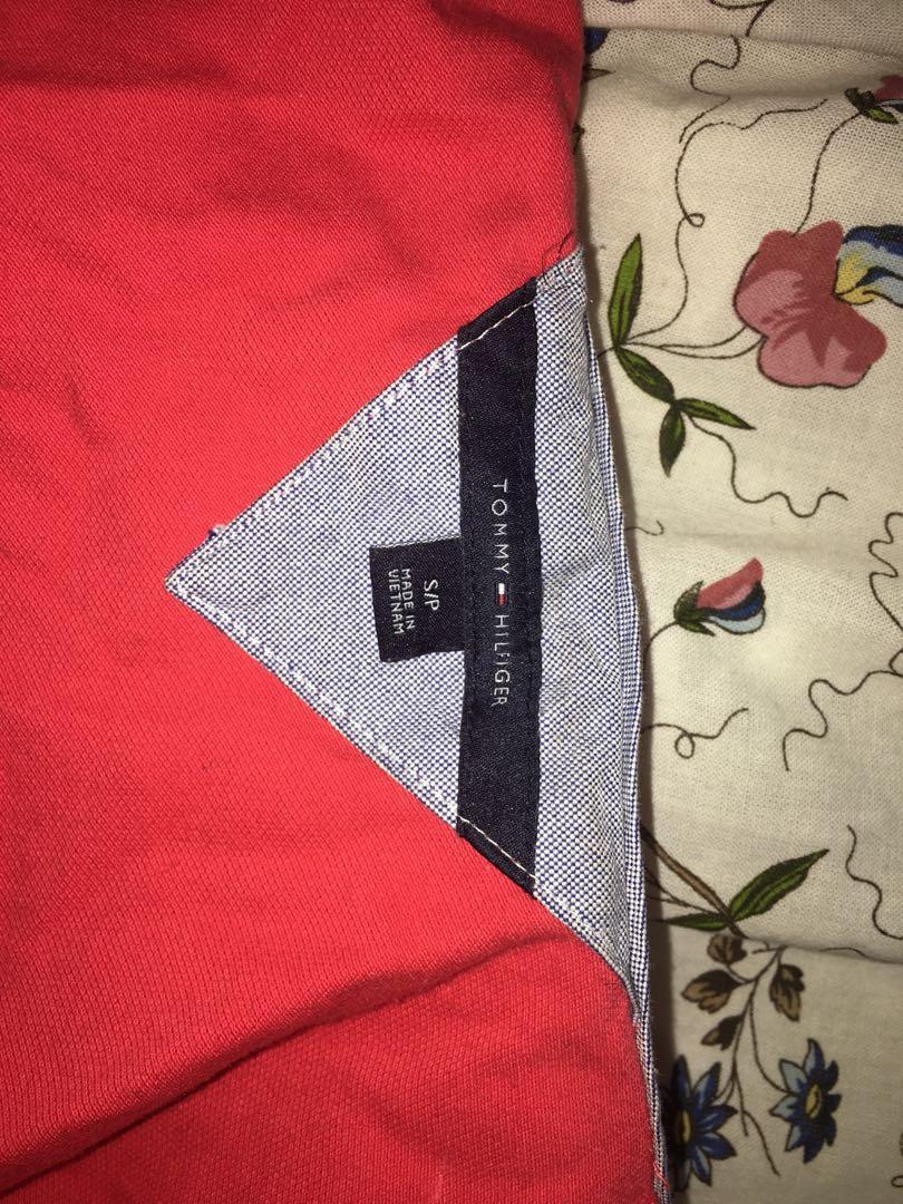 Tommy Hilfiger Women's Short sleeve shirt (Cut cropped)