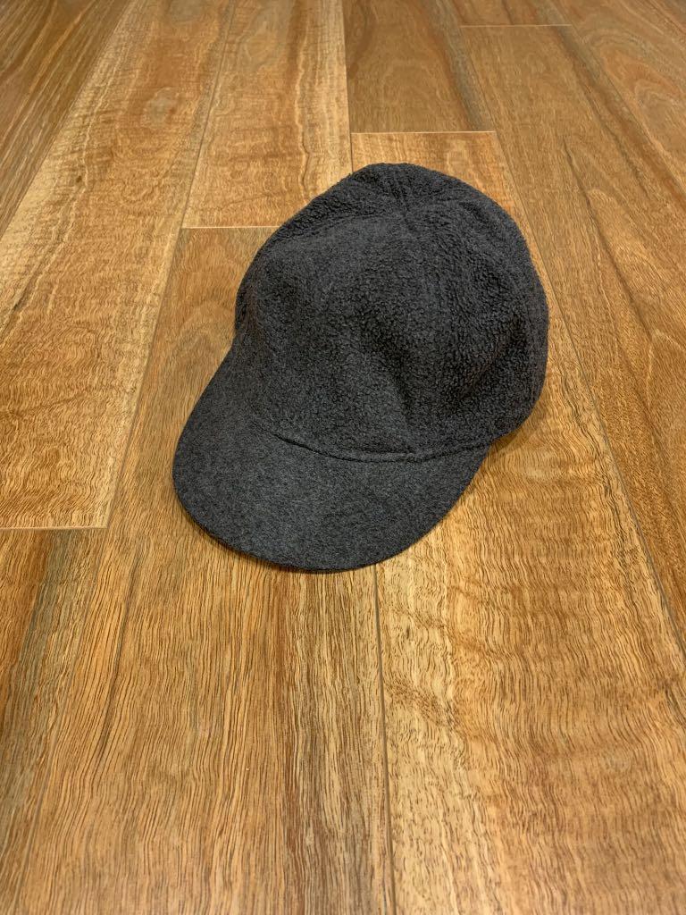 Topman Grey Wool Hat