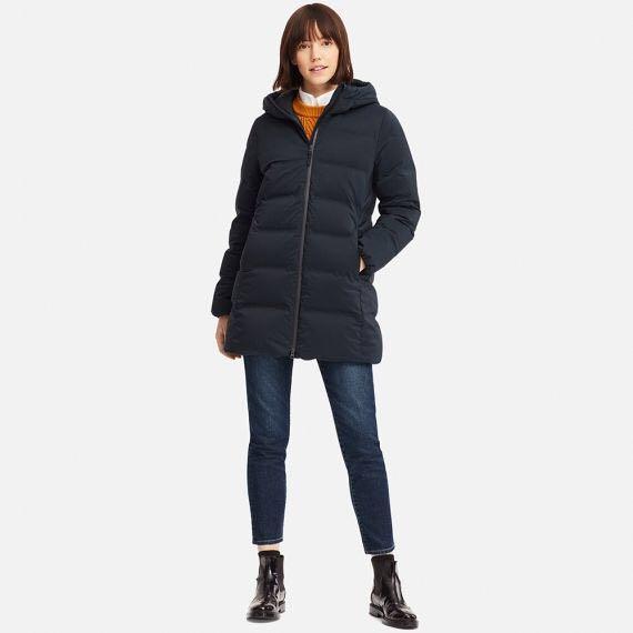 993dd0699 Uniqlo Women Seamless Down Short Coat, Women's Fashion, Clothes ...