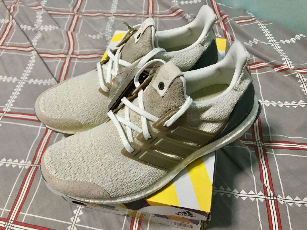 abbaf87ca US9.5  Ultra boost Lux. SNS ultraboost ( Not cream cbc bape)
