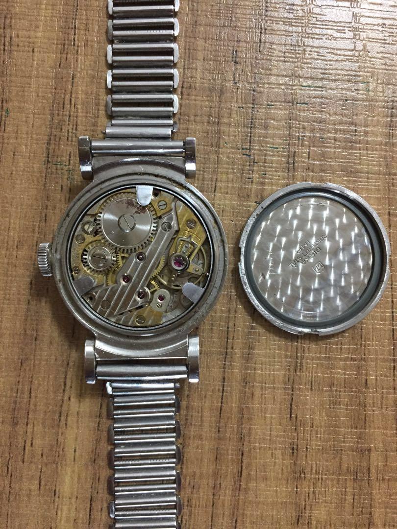 VADIS 40年代古董錶