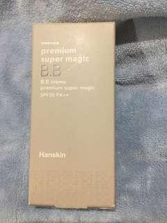 🚚 (150元)Hanskin極致魔術裸妝BB霜45g