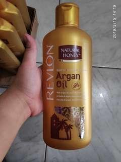 Revlon Natural Honey Argan Oil Shower Gel