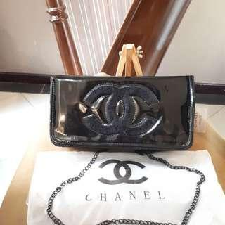 Clutch Chanel vip gift
