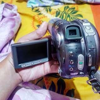 Canon DC40  and Canon FS200