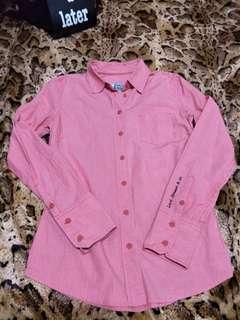 🚚 💯專櫃購入正品Levi's 夏日薄長袖襯衫