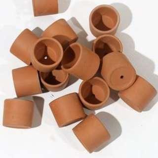 Small Ceramic Pot (1pc)