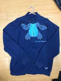 Disney Jacket stitch